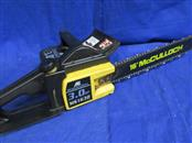 MCCULLOCH CHAINSAW MS1630 16""